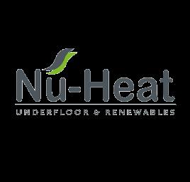 Sound Heating Work With Nu-Heat - Nu-Heat Logo