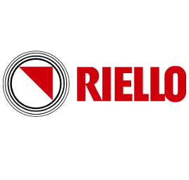 Sound Heating Work With Riello - Riello Logo